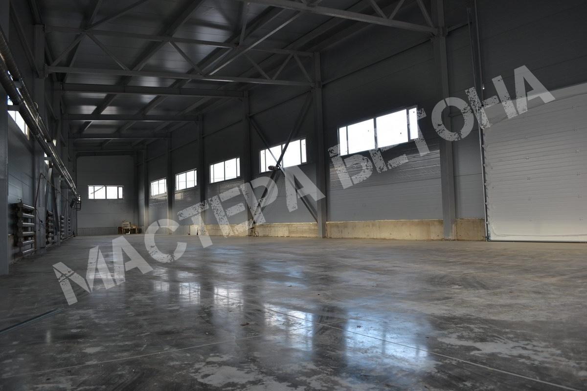промышленный бетон заказать